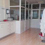 Instalaciones Laboratorios Nevada